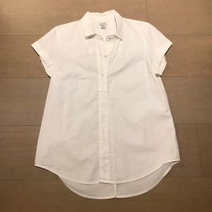 J.Crew Factory Short-sleeve Popover Shirt